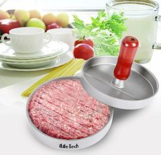 iLifeTech Burger Master DIY Hamburgers Press Roast Meat P... https://www.amazon.co.uk/dp/B011RLJZBA/ref=cm_sw_r_pi_dp_hZ8rxbB647KZP