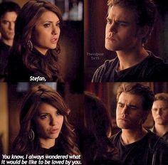 Katherine & Stefan | The Vampire Diaries 5x15