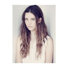 Morgan Chelf ❤ liked on Polyvore featuring people, models, brunette, girls and photos