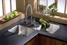 It's Hip to be Square - kitchen sinks - Elkay Sinks and Faucets