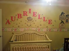 how we did our shared nursery