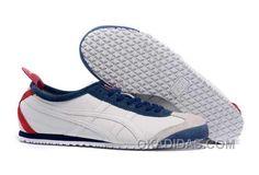http://www.okadidas.com/onitsuka-tiger-mexico-66-mens-white-blue-red-lastest.html ONITSUKA TIGER MEXICO 66 MENS WHITE BLUE RED LASTEST : $74.00