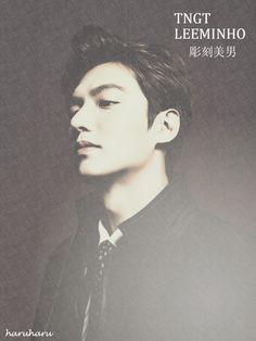 Lee Min Ho: TNGTで始まりTNGTで終わる|白銀の月明かり ~LEE MIN HO イ・ミンホ 이민호 李敏镐 (Cr: haru haru)