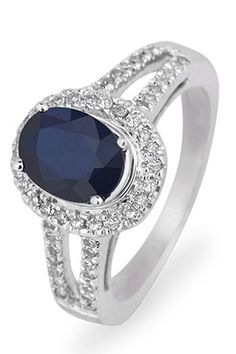mm sapphires! my birth stone <3