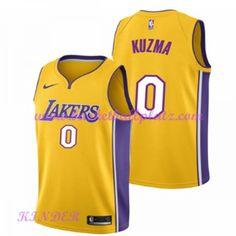 Los Angeles Lakers NBA Trikot Kinder 2018-19 Kyle Kuzma 0  Icon Edition  Basketball Trikots Swingman e37076a18