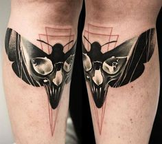 Abstract Insect Tattoo by Timur Lysenko - http://worldtattoosgallery.com/abstract-insect-tattoo-by-timur-lysenko-3/
