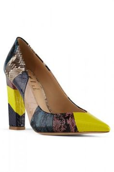 The Year of the Snake: Preen for Aldo shoes