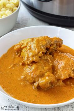 Instant Pot Chicken Paprikash with Pasta Picture