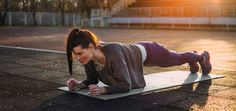 When it comes to core workouts, no exercise beats the plank...