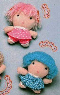 Patrones Dolls - Página 4 - Foro