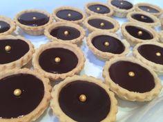 Chocolate Tarts #dessert