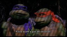 Teenage Mutant Ninja Turtles Movie 1990 | Teenage Mutant Ninja Turtles (1990)