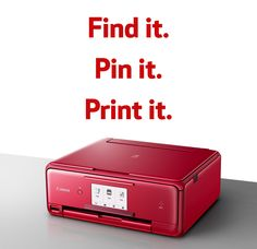 Print straight from your phone with the PIXMA TS6020 Printer.