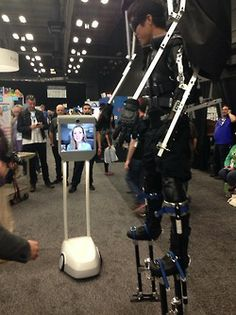 What do you need to feel in love? Robots seen at the SXSW interactive 2014