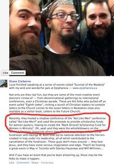 story Pastor Mark Driscoll Calls Women Penis Homes His Megachurch Begins Closing Branches