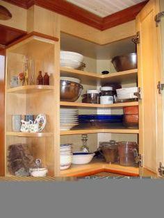 Best Upper Corner Kitchen Cabinet Ideas Under The Boardwalk 640 x 480