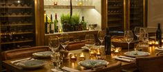 Private Dining in Lo