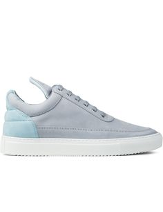 a555375bdc Filling Pieces Two Tones Low Top Sneakers