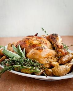 The Roast Chicken Recipes You Want And Need
