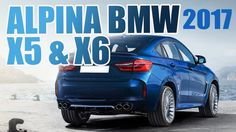Alpina BMW X5 and BMW X6