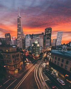 San Francisco by uwo