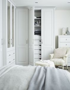 Sleek & sophisticated bedroom style - Artisan bedroom furniture from John Lewis of Hungerford.http://www.john-lewis.co.uk/bedrooms/classic-artisan-bedroom
