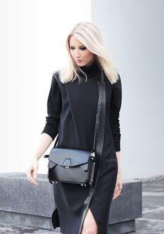Outfit: Helmut Lang dress | MyDubio