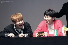 soft happy boys #parkkyung #zico #blockb