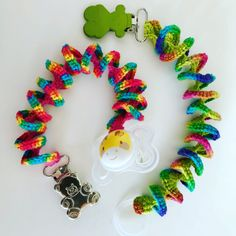 Crochet Bib, Baby Blanket Crochet, Crochet Toys, Free Crochet, Baby Knitting Patterns, Crochet Patterns, Ring Der O, Kids Blankets, Clips