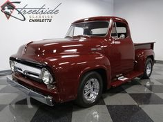 custom hot rod designs | Ford F100 351 Windsor V8 1953 Pick up Sold - ClassicDigest.com