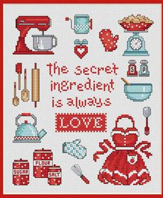 Thrilling Designing Your Own Cross Stitch Embroidery Patterns Ideas. Exhilarating Designing Your Own Cross Stitch Embroidery Patterns Ideas. Cross Stich Patterns Free, Embroidery Patterns Free, Cross Stitch Designs, Embroidery Designs, Cross Stitching, Cross Stitch Embroidery, Hand Embroidery, Cross Stitch Kitchen, Cross Stitch Supplies
