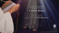 Apparition of Christ Jesus - Marian Center of Figueira, Brasil - March 1...