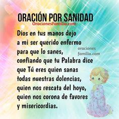 Image result for oracion de sanacion