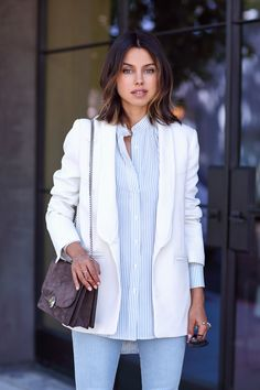 VivaLuxury - Fashion Blog by Annabelle Fleur: BLUE JEAN BABY