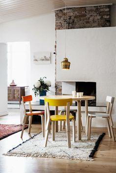 Artek Alvar Aalto Pendant Light by Artek - Trouva Alvar Aalto, Selling Furniture, Home Furniture, Furniture Design, Round Dining Table, Dining Chairs, Dining Room, Dining Area, Interior Design Services