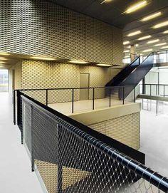 DANISH LIBRARIES - Biblioteket Rentemestervej | Public library, Copenhagen | by COBE architects and Transform (2011)