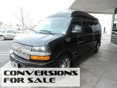 2014 Chevrolet Express 2500 Explorer Limited SE Conversion Van