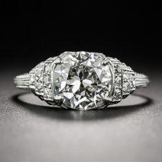 1.49 Carat Diamond Engagement Ring - What's New