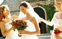Lustige feminine Hochzeitsfotos Ideen glück