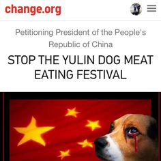 6 Please sign and RT to #StopYuLin2015 http://chn.ge/1BTtXlE