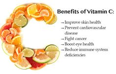 Know the five benefits of Vitamin C sources and keep your body healthy!