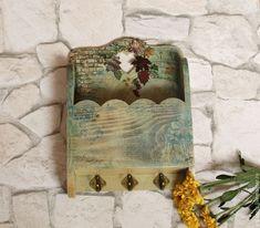 Делаем ключницу «Время. Осень» - Ярмарка Мастеров - ручная работа, handmade