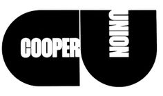 Graduates of the Cooper Union School of Art include Seymor Chwast, Lou Dorfsman, Milton Glaser, and Herb Lubalin. (Via Design Facts) Typo Logo, Typographic Design, Typography Poster, Graphic Design Typography, Logo Design, Type Design, Design Web, Identity Design, Visual Identity