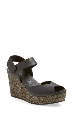 8f8a485623b447 Pedro Garcia  Molly  Wedge Sandal (Women) available at  Nordstrom Strap  Sandals