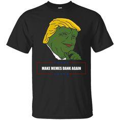 Hi everybody!   Donald Trump Pepe T-shirt - MAKE MEMES DANK AGAIN. https://lunartee.com/product/donald-trump-pepe-t-shirt-make-memes-dank-again-3/  #DonaldTrumpPepeTshirtMAKEMEMESDANKAGAIN.  #DonaldAGAIN. #Trumpshirt #PepeDANKAGAIN. #TMEMES #shirtMEMES #