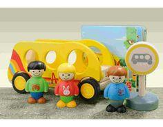 Meine Kleine Welt school bus buddies