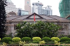 Government House, Central HK