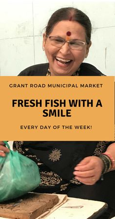 If you want the freshest fish in town just head to Grant Road Municipal Market.
