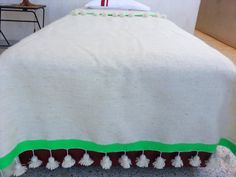 large Moroccan wool blankets woven by hand with by MoroccanTribal, $165.00