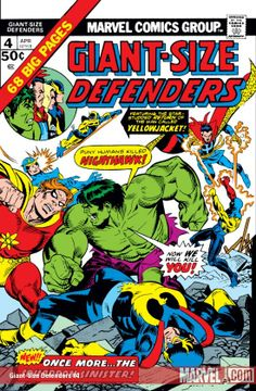 Giant-Size Defenders 4